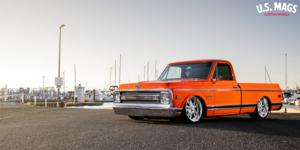 Chevrolet C10 with US Mags Bullet - U130
