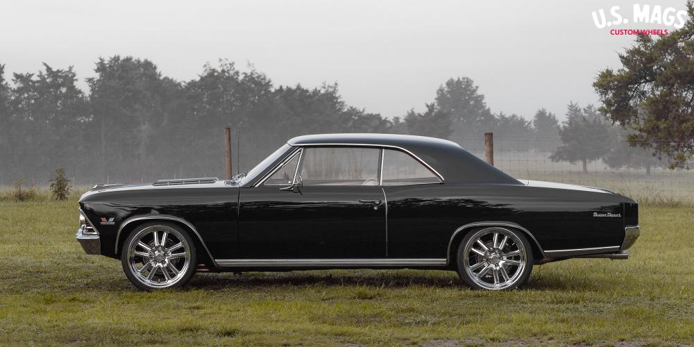 Chevrolet Chevelle US Mags Bullet - U131