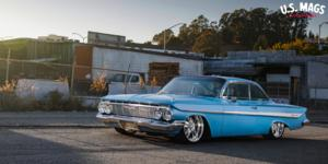 Chevrolet Impala with US Mags Bullet - U131