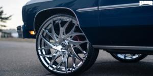 Chevrolet Impala with DUB 1-Piece G.O.A.T - S258