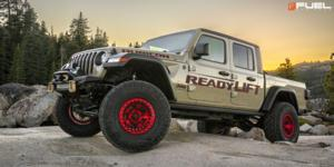Warp Beadlock - D117 on Jeep Gladiator