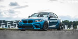 BUC on BMW M2