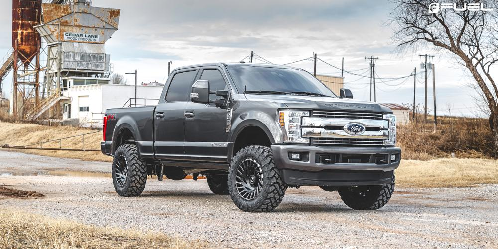 Ford F-250 Super Duty Cyclone - D683