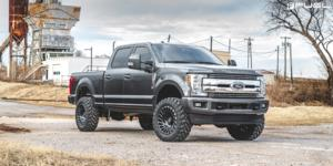 Cyclone - D683 on Ford F-250 Super Duty