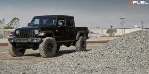 Covert - D694 on Jeep Gladiator