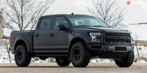 Ford F-150 with Fuel 1-Piece Wheels BLOCK - D750