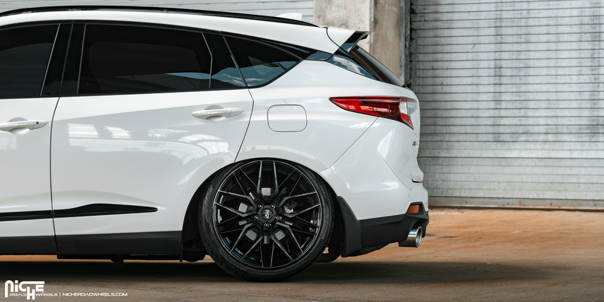 Acura Rdx Gamma M224 Gallery Mht Wheels Inc