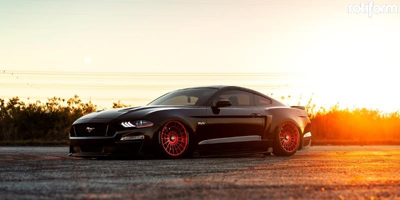 Ford Mustang LAS-R