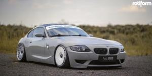 LAS-R on BMW Z4