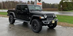 Maverick - D537 on Jeep Gladiator