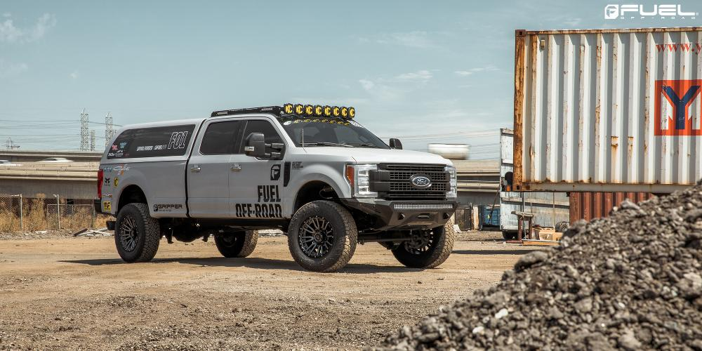 Ford F-250 Super Duty Rebel 6 - D680