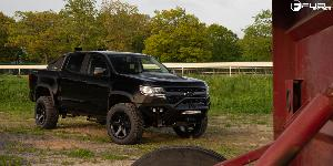 Ripper - D589 on Chevrolet Colorado