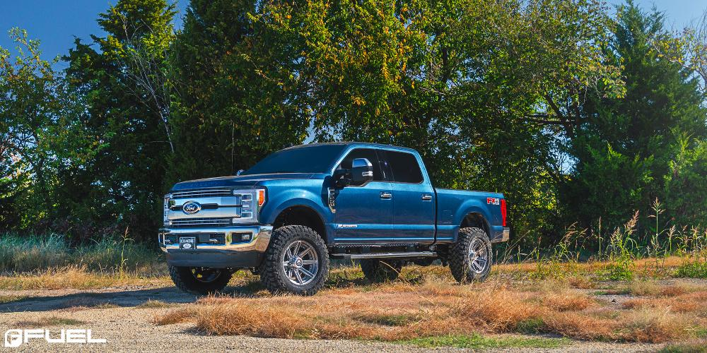 Ford F-250 Super Duty 2019 Styles Rogue - D710
