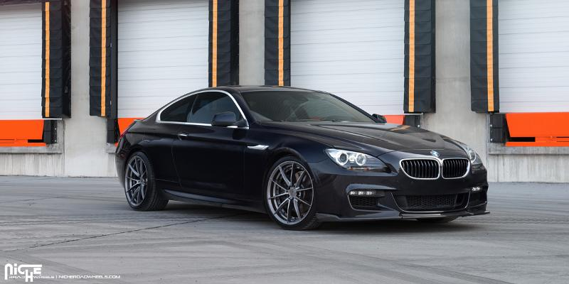 BMW 650i Gran Coupe Sector - M197