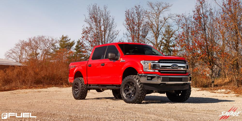 Ford F-150 2019 Styles Siege - D706