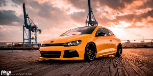 Staccato - M183 on Volkswagen Scirocco