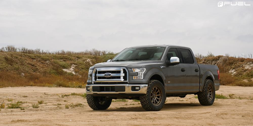 Ford F-150 2019 Styles Torque - D690