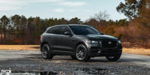 Vosso - M204 on Jaguar F-Pace