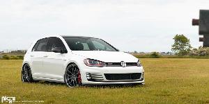 Vosso - M204 on Volkswagen GTI