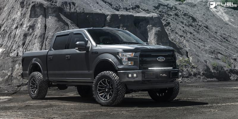 Ford F-150 Warrior - D607