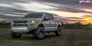 Zephyr - D633 [Truck] on Ford F-150 Raptor