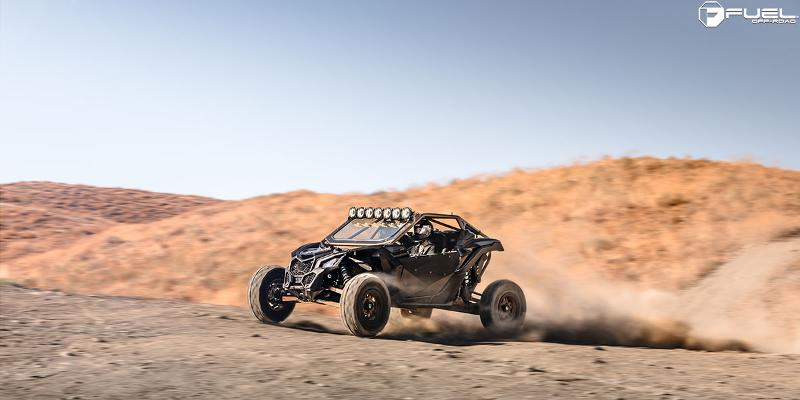 Can-Am Maverick X3 XRS Anza - D583 - UTV