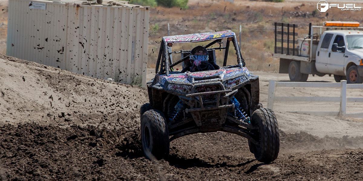 ATV - Polaris RZR Anza - D558 - UTV Gallery - MHT Wheels Inc