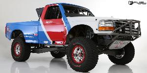 Anza Beadlock - D116 on Ford Trophy Truck