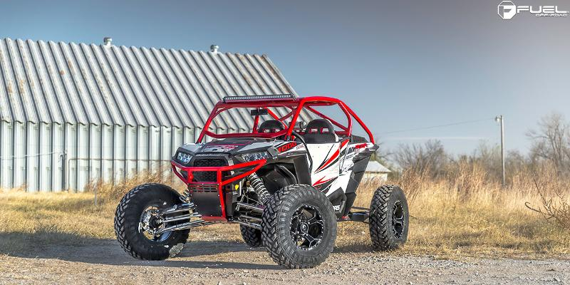 Polaris RZR 1000 Assault - D546 - UTV