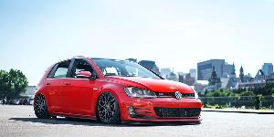 BLQ on Volkswagen GTI