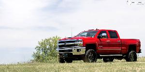 Flow 8 - D587 on Chevrolet Silverado 2500 HD