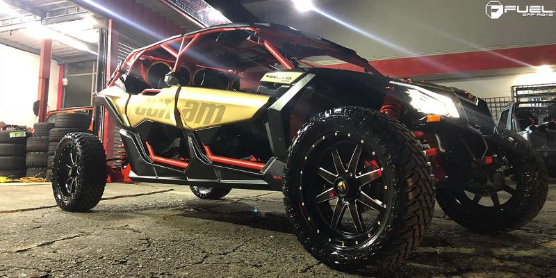 Can-Am X3 Maverick - D538 - UTV