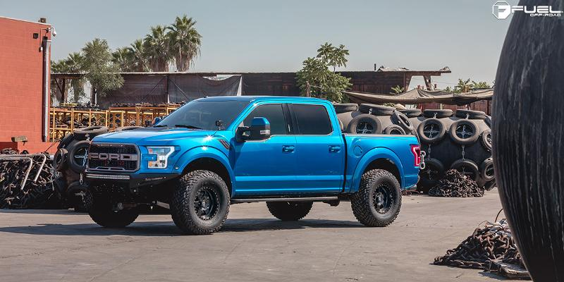 Ford F-150 Raptor Podium - D618