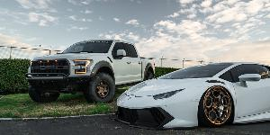 SIX-OR on Ford F-150 Raptor