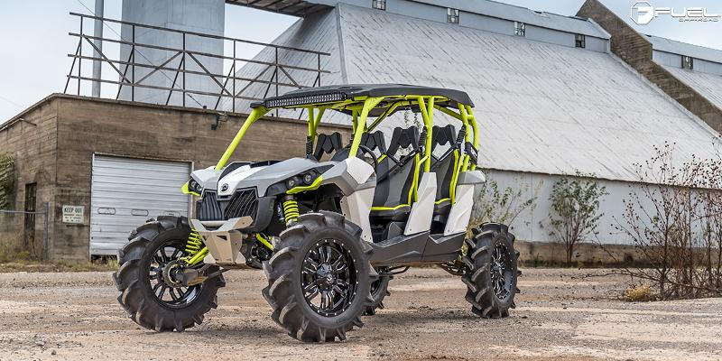 Can-Am Maverick Sledge - D595 - UTV
