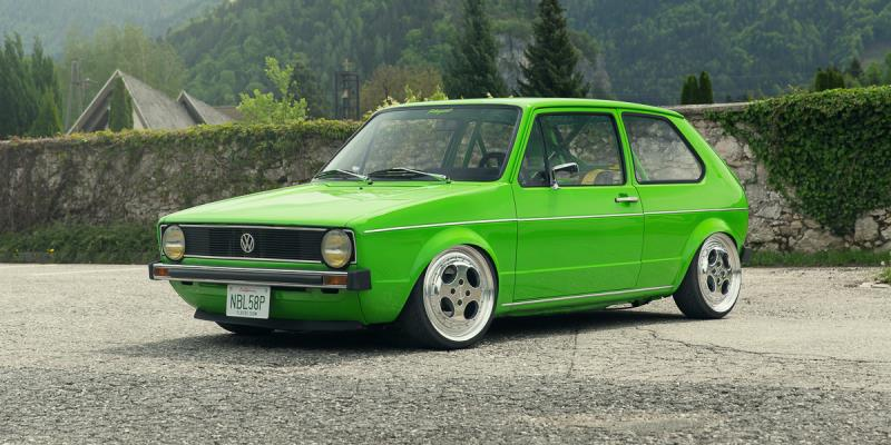 Volkswagen Rabbit STR