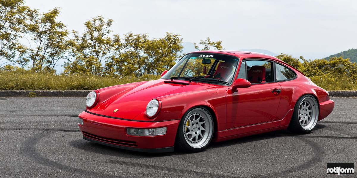 Porsche 964 Carrera Ozt Gallery Mht Wheels Inc