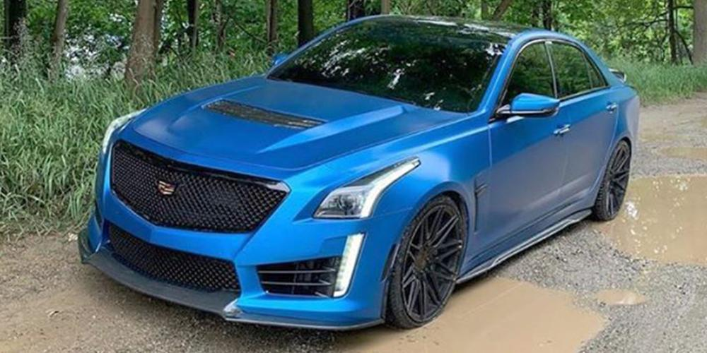 Cadillac CT5 Verde Form VFF01