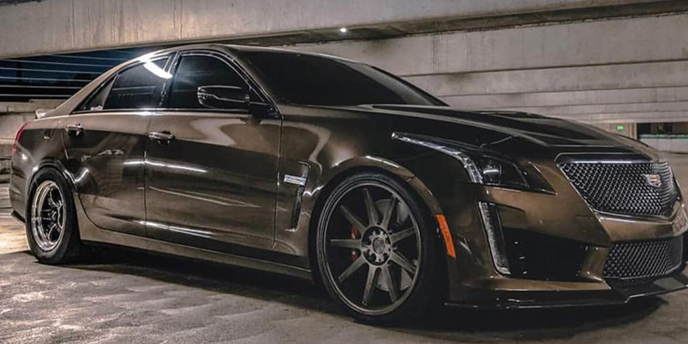 Cadillac CT6 Verde Form VFF02