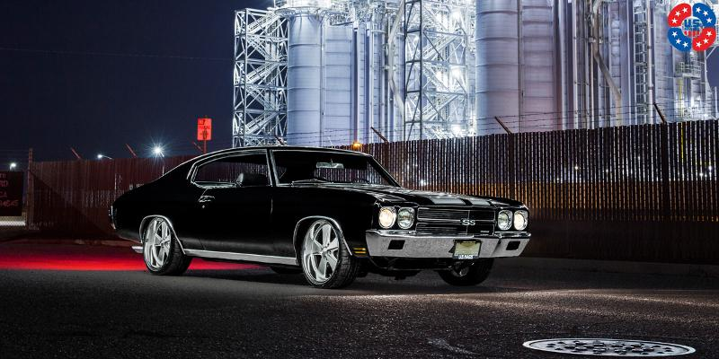 Chevrolet Chevelle 2020 Styles Roadster - U120