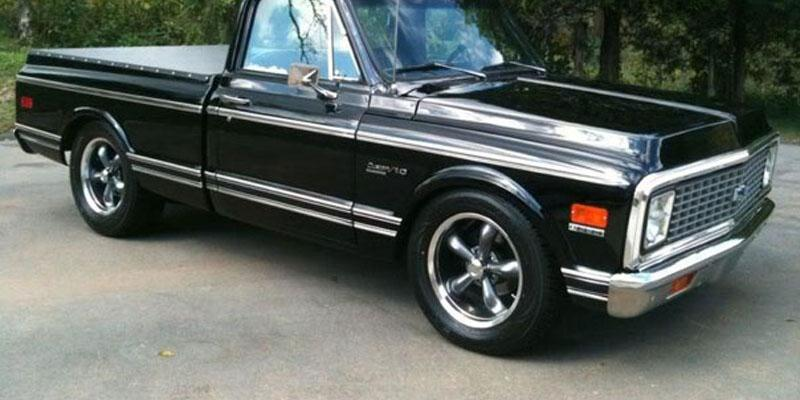 Chevrolet C10 American Muscle 141 Legend 5