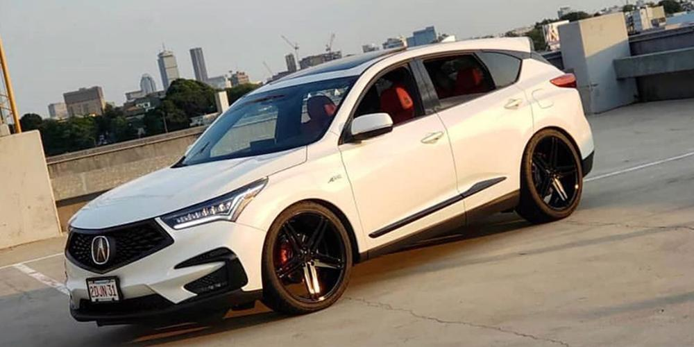 Acura RDX Verde Form VFF01