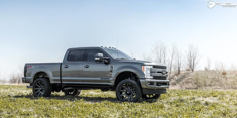 Ford F-250 Super Duty Contra - D615