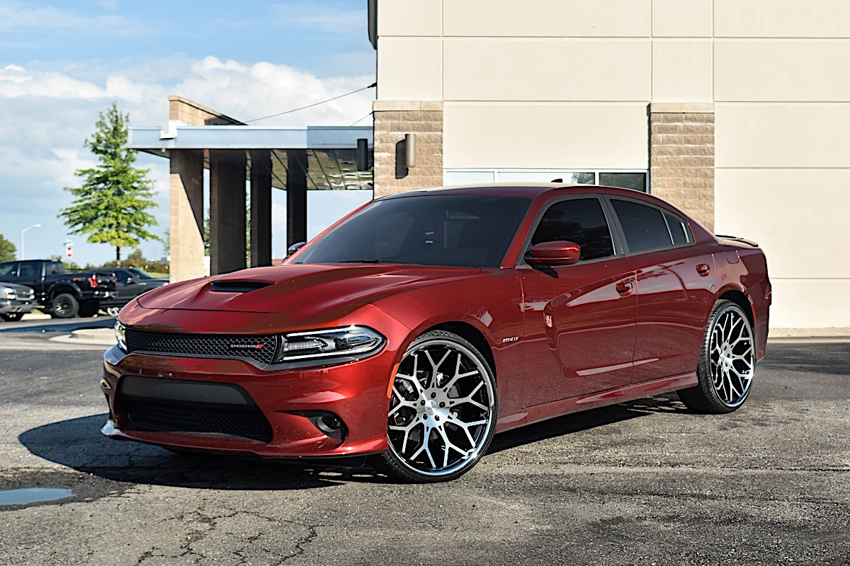 Dodge Charger Nove FF