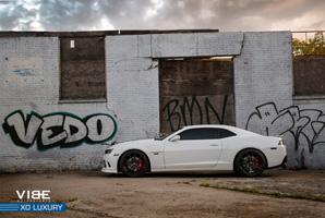 Chevrolet Camaro with XO Wheels Verona X253