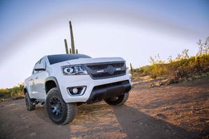 Chevrolet Colorado with Black Rhino Warlord