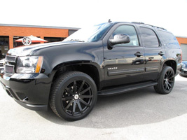 Chevrolet Tahoe with Black Rhino Traverse