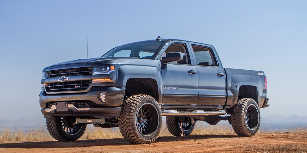 Chevrolet Silverado 1500 V Rock Off-Road VR11x Anvil