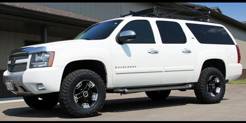 Chevrolet Suburban Off-Road 394 Warlord