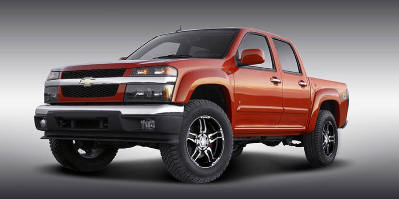Chevrolet Colorado SUBJECT TO AVAILABILITY 193-194 Drifter